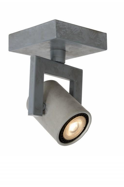 LED stropní bodové svítidlo Lucide Conni L_05913/05/36 1x5W GU10 - působivá bodovka