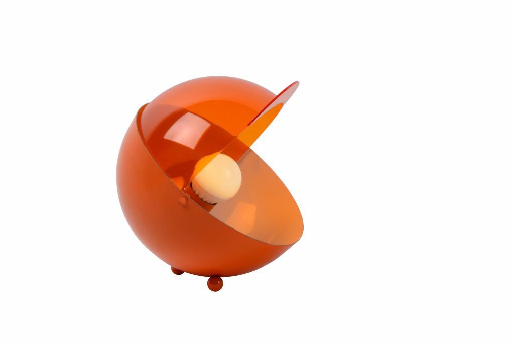 dětská stolní lampička Lucide BLUP 06512/01/53 1x40W E14