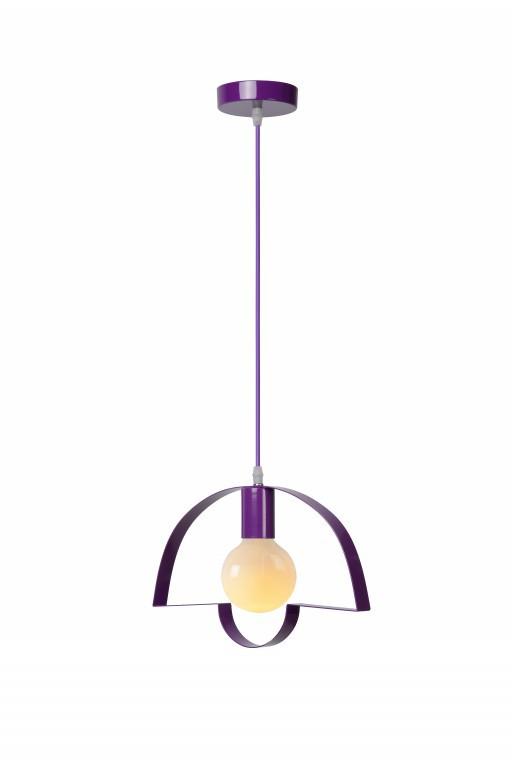 závěsné svítidlo - lustr Lucide Silhouet L_08403/30/39 1x60W E27 - jednoduchá moderna