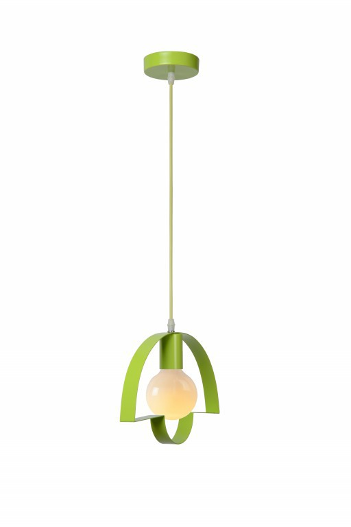 závěsné svítidlo - lustr Lucide Silhouet L_08403/30/85 1x60W E27 - jednoduchá moderna