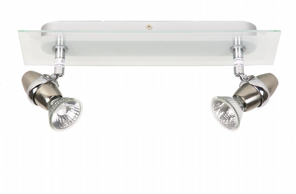 LED stropní bodové svítidlo Lucide Jeo L_10922/10/12 2x5W GU10 - elegantní serie