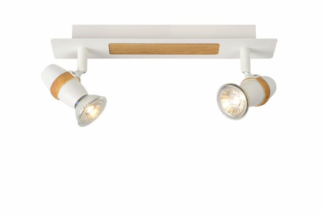 LED stropní bodové svítidlo Lucide Jeo L_10922/10/31 2x5W GU10 - elegantní serie