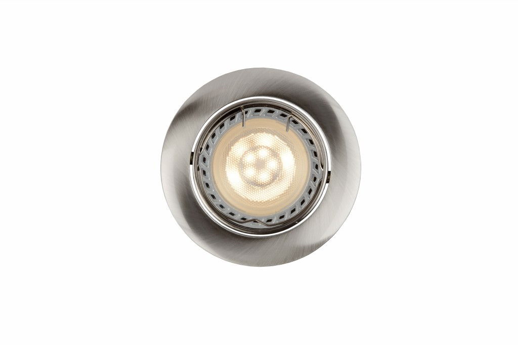 LED zápustné stropní svítidlo bodové Lucide FOCUS 11001/05/12 1x5W GU10