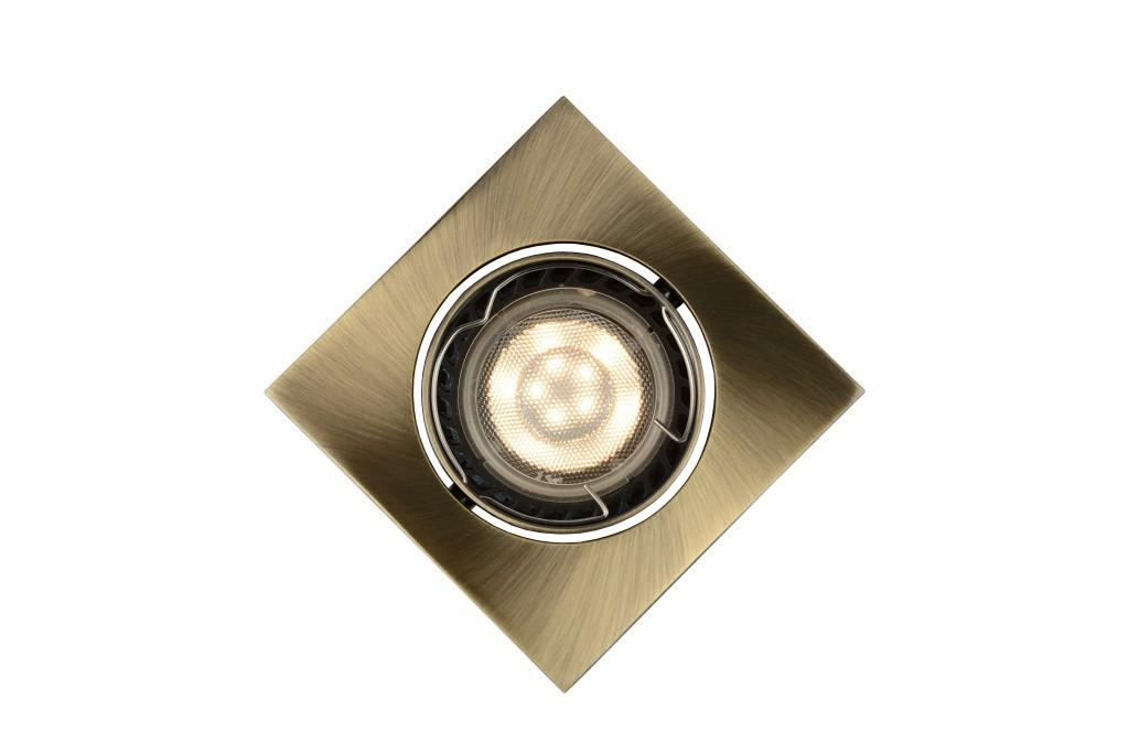 LED zápustné stropní svítidlo bodové Lucide FOCUS 11002/05/03 1x5W GU10