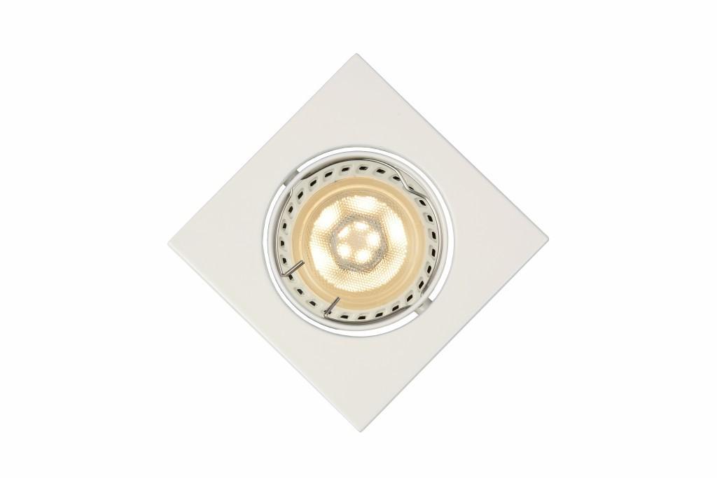 LED zápustné stropní svítidlo bodové Lucide FOCUS 11002/05/31 1x5W GU10