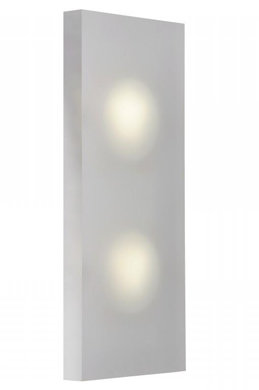 LED stropní svítidlo Lucide Winx _12134/72/67 2x9W GX53 - osvětlení do koupelny