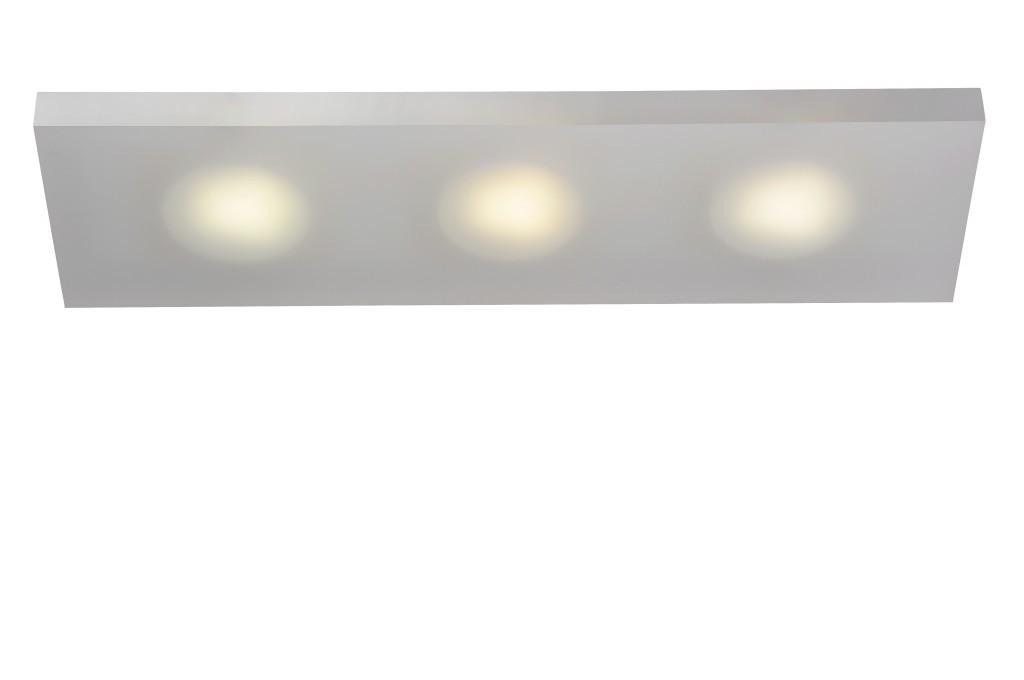 LED stropní svítidlo Lucide Winx L_12134/73/67 3x9W GX53 - osvětlení do koupelny