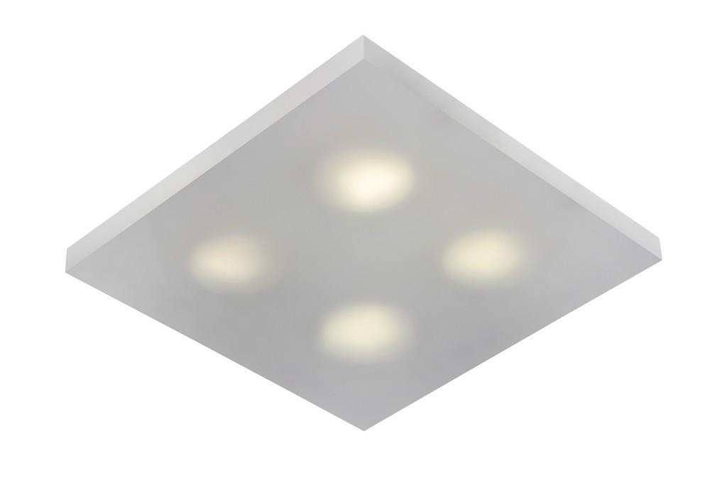 LED stropní svítidlo Lucide Winx L_12134/74/67 4x9W GX53 - osvětlení do koupelny