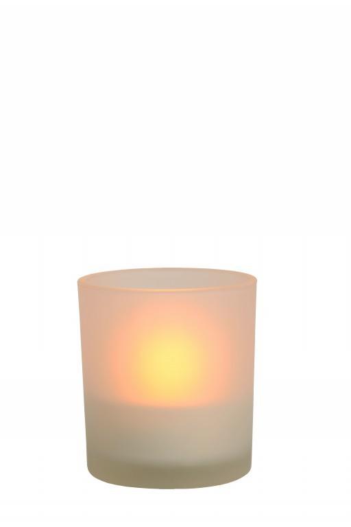 LED stolní lampička Lucide LED CANDLE 14500/01/67 1x1W integrovaný LED zdroj
