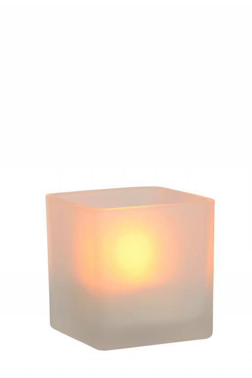 LED stolní lampička Lucide LED CANDLE 14501/01/67 1x1W integrovaný LED zdroj