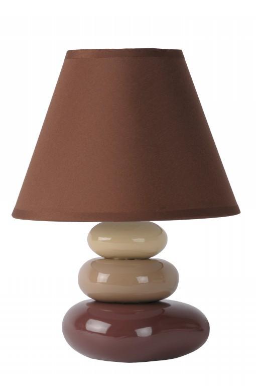 stolní lampička Lucide KARLA 14560/81/43 1x40W E14