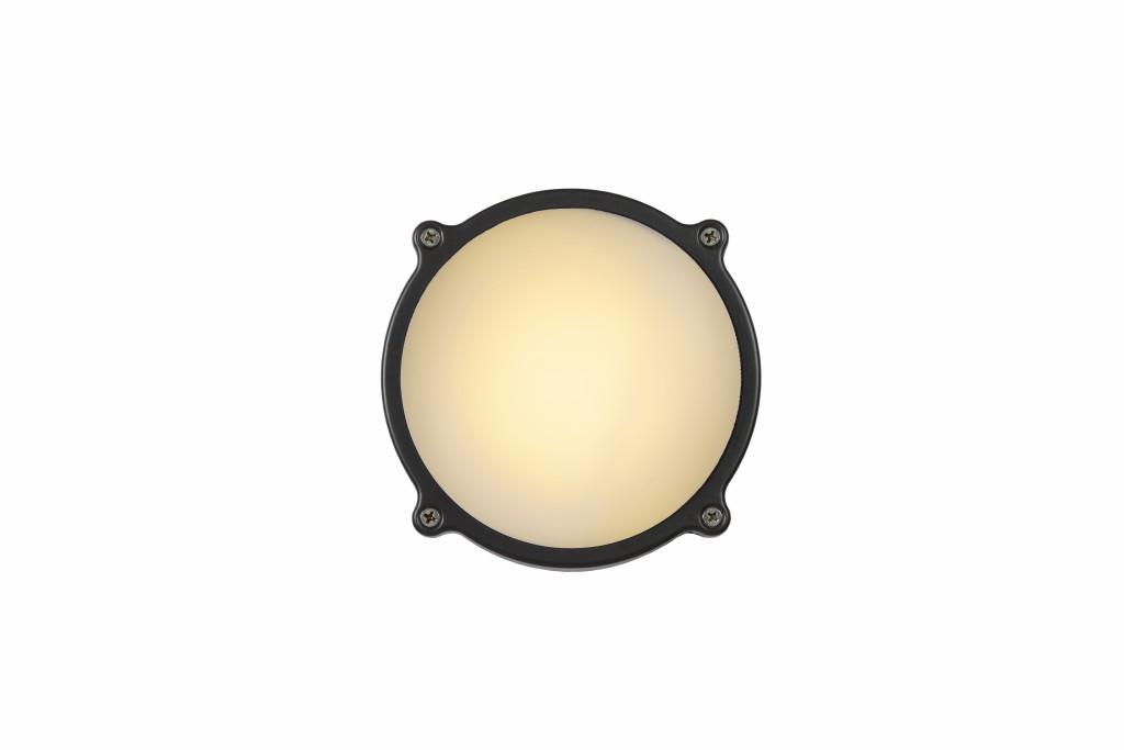 LED venkovní nástěnné svítidlo Lucide Hublot L_14810/06/36 1x6W LED - praktické osvětlení