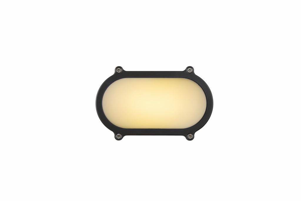 LED venkovní nástěnné svítidlo Lucide Hublot L_14811/06/36 1x6W LED - praktické osvětlení