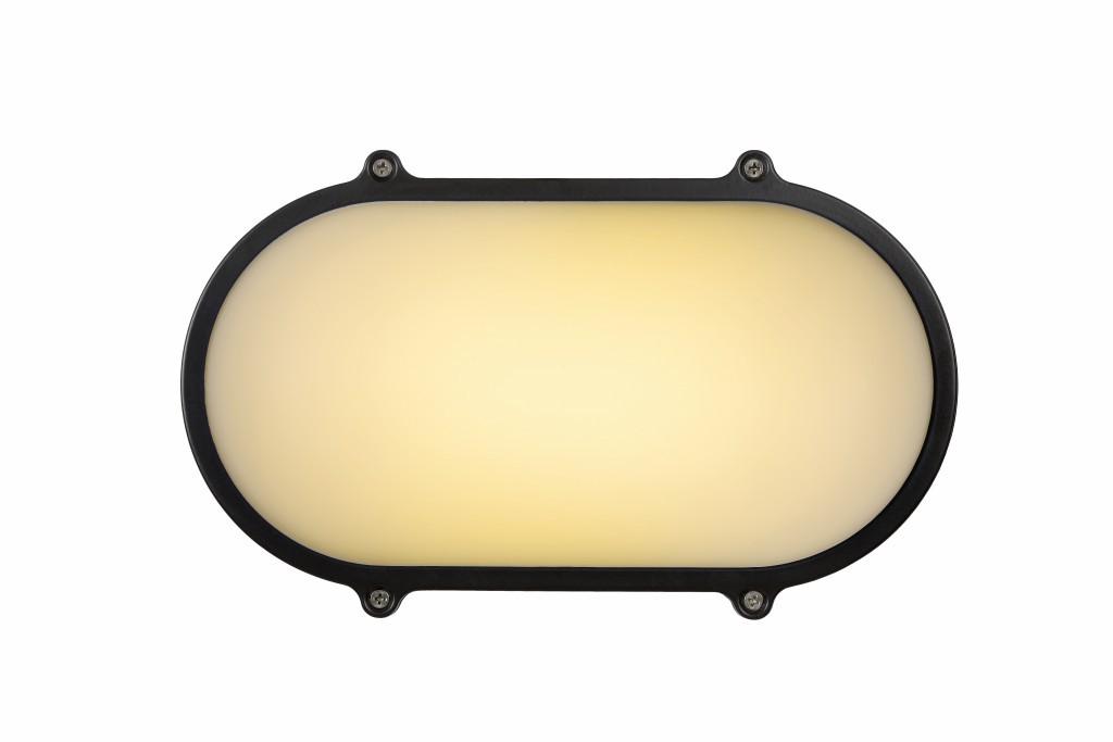 LED venkovní nástěnné svítidlo Lucide Hublot L_14811/20/36 1x20W LED - praktické osvětlení