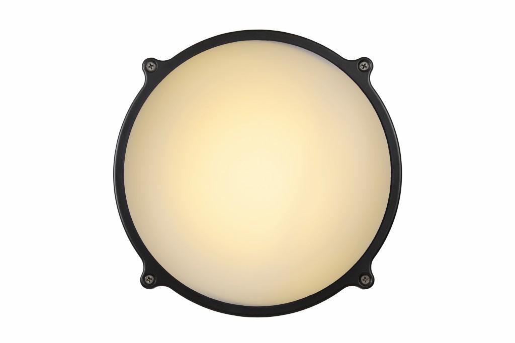 LED venkovní nástěnné svítidlo Lucide Hublot L_14812/20/36 1x20W LED - praktické osvětlení