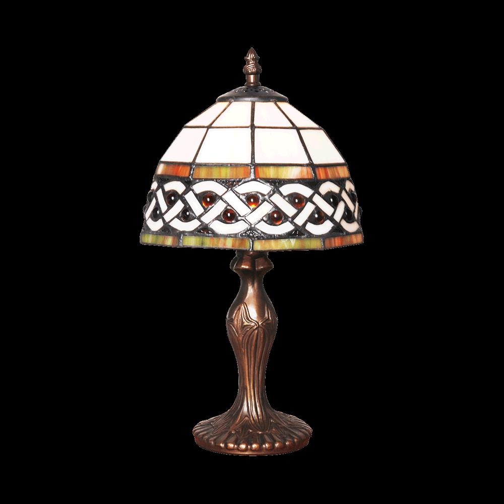 Prezent 92000150 stolní lampička Tiffany 1x40W|E14