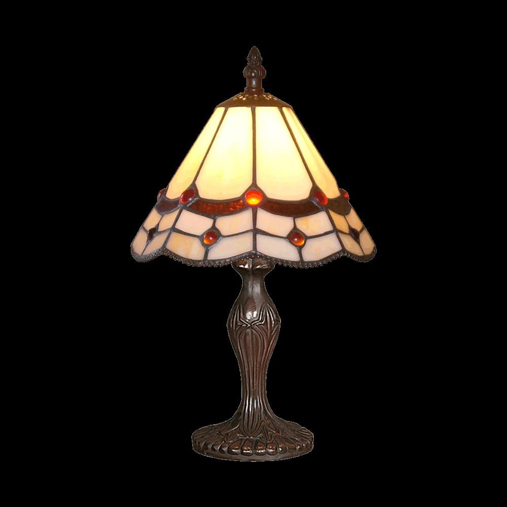 Prezent 92000153 stolní lampička Tiffany 1x40W|E14