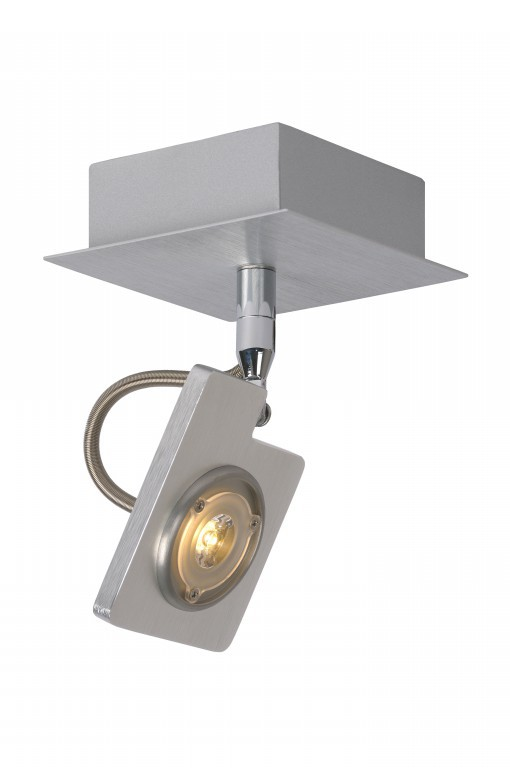 LED stropní bodové svítidlo Lucide Quadri 16952/03/12 1x3W LED - moderní bodovka