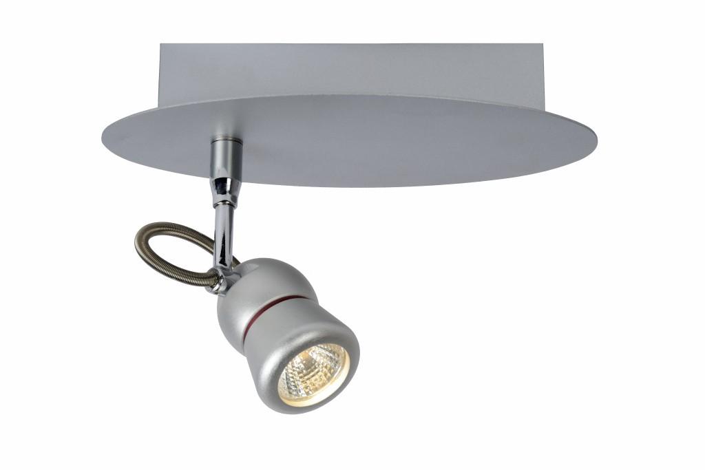 LED stropní svítidlo bodové svítidlo Lucide TIRY 16956/05/36 1x5W integrovaný LED zdroj