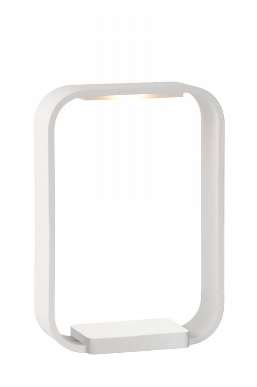 LED stolní lampička Lucide LED HOLE 17576/06/31 1x6W integrovaný LED zdroj