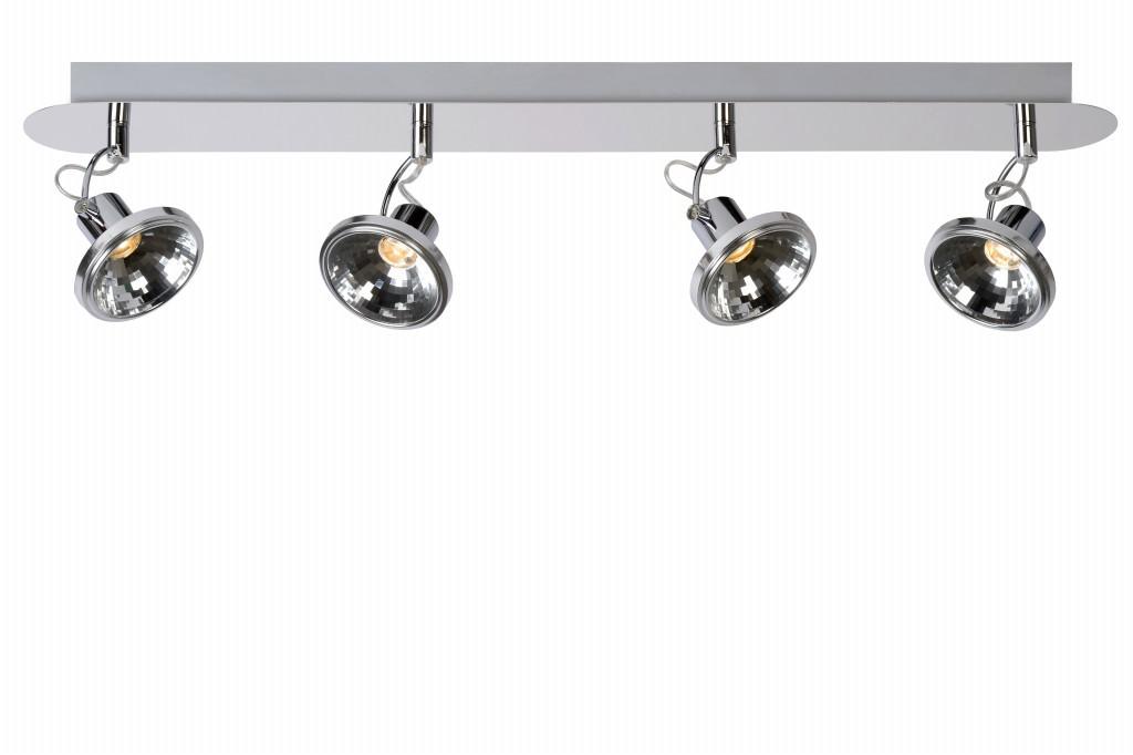 LED stropní bodové svítidlo Lucide Delis L_17941/12/11 4x3W LED - moderní bodovka