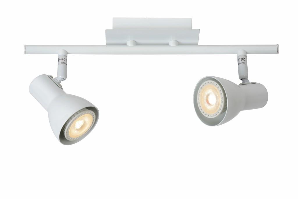 LED stropní bodové svítidlo Lucide Laura L_17942/10/31 2x5W GU10 - komplexní serie