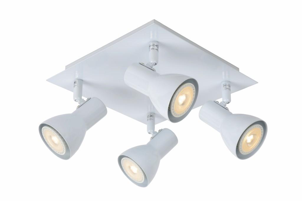 LED stropní bodové svítidlo Lucide Laura L_17942/20/31 4x5W GU10 - komplexní serie