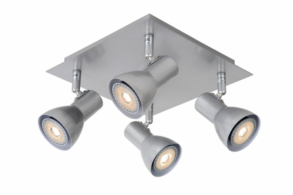 LED stropní bodové svítidlo Lucide Laura L_17942/20/36 4x5W GU10 - komplexní serie