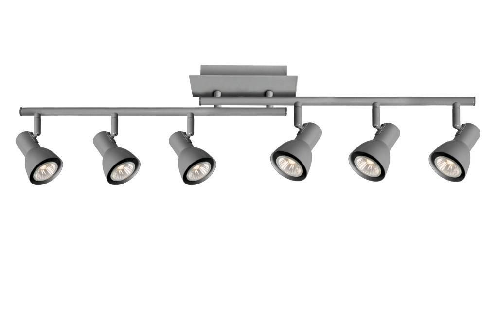 stropní bodové svítidlo Lucide Laura 6x35W GU10 - komplexní serie