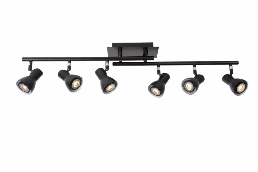 LED stropní bodové svítidlo Lucide Laura L_17942/30/30 6x5W GU10 - komplexní serie