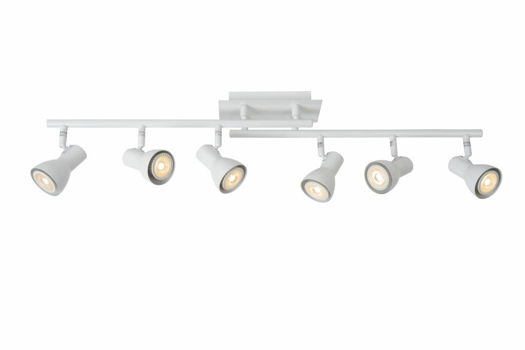 LED stropní bodové svítidlo Lucide Laura L_17942/30/31 6x5W GU10 - komplexní serie