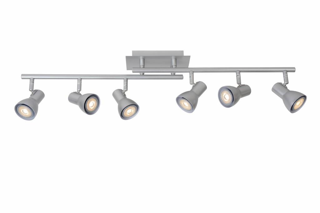 LED stropní bodové svítidlo Lucide Laura L_17942/30/36 6x5W GU10 - komplexní serie