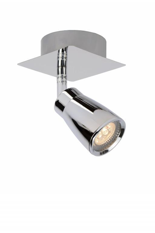 LED stropní bodové svítidlo Lucide Lana 17949/21/11 1x5W GU10 - moderní koupelnové bodovky