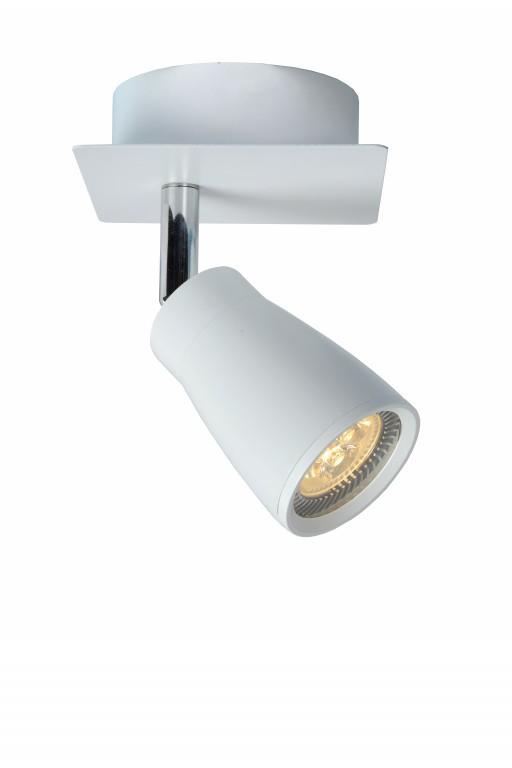LED stropní bodové svítidlo Lucide Lana 17949/21/31 1x5W GU10 - moderní koupelnové bodovky