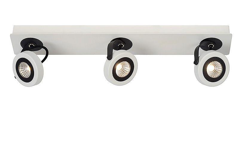 LED stropní bodové svítidlo Lucide Teres 17950/15/31 3x5W LED - moderní bodovky