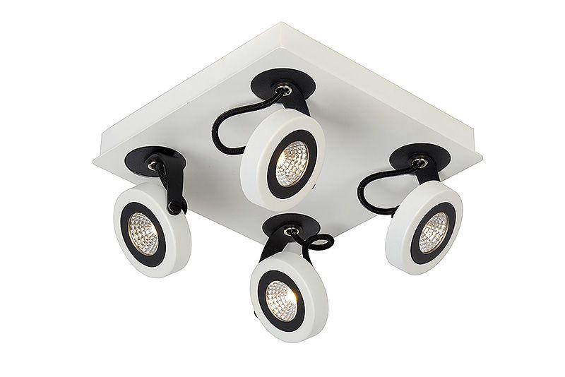 LED stropní bodové svítidlo Lucide Teres 17950/20/31 4x5W LED - moderní bodovky