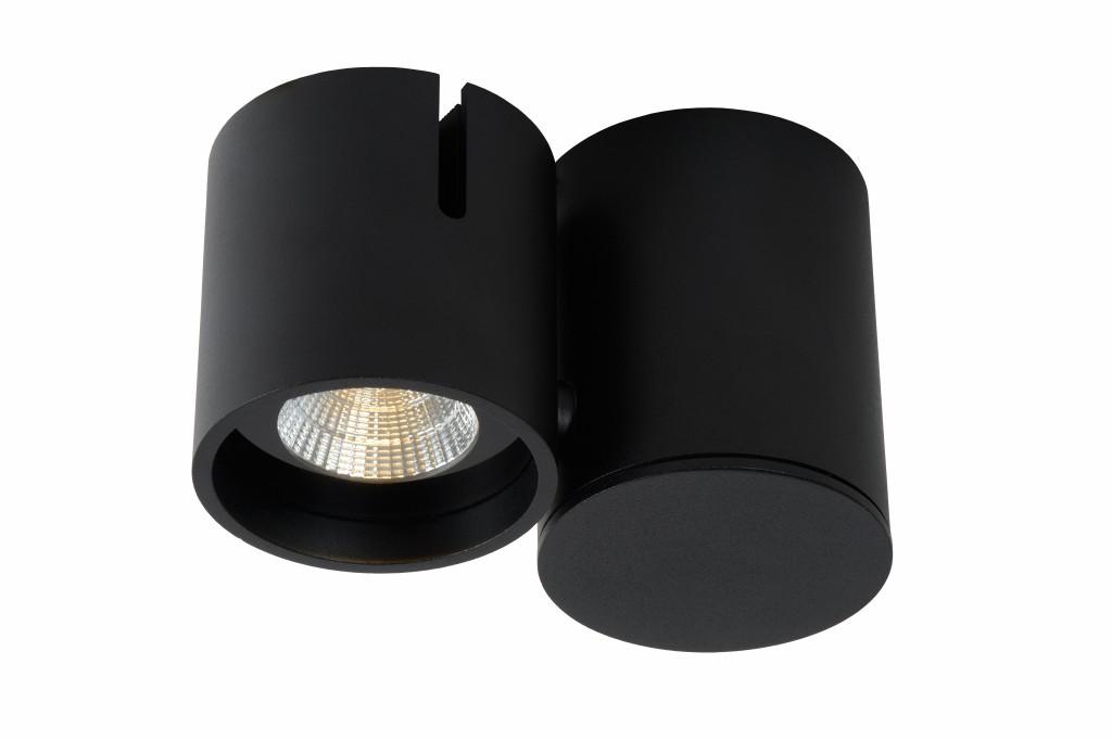 LED stropní svítidlo bodové svítidlo Lucide DOBLO 17982/07/30 1x7W integrovaný LED zdroj