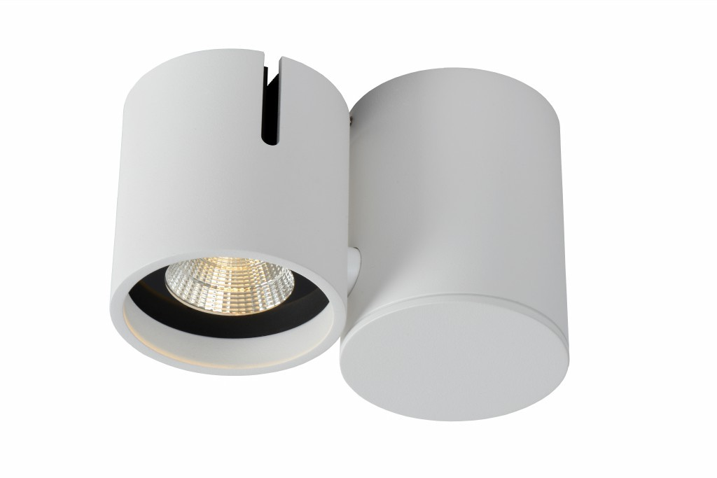 LED stropní svítidlo bodové svítidlo Lucide DOBLO 17982/07/31 1x7W integrovaný LED zdroj
