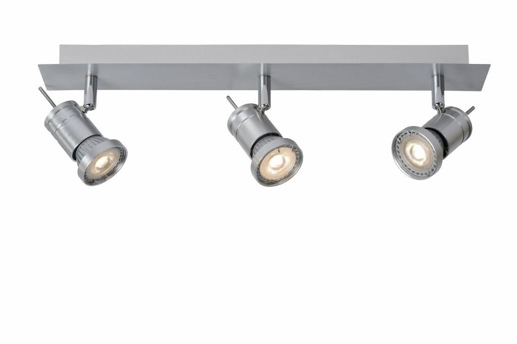 LED stropní bodové svítidlo Lucide Twinny L_17990/15/12 3x5W GU10 - komplexní serie bodovek