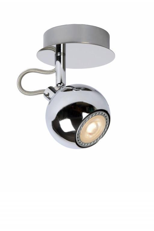 LED stropní bodové svítidlo Lucide Comet L_17991/05/11 1x5W GU10 - stmívatelná bodovka