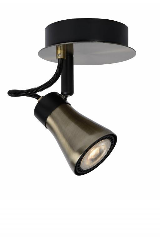 LED stropní bodové svítidlo Lucide Bolo L_17992/05/03 1x5W GU10 - serie stmívatelných bodovek