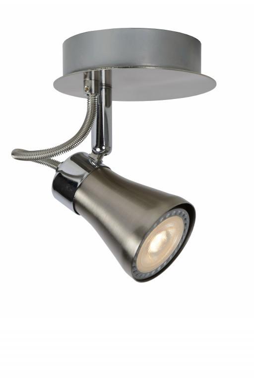 LED stropní bodové svítidlo Lucide Bolo L_17992/05/12 1x5W GU10 - serie stmívatelných bodovek