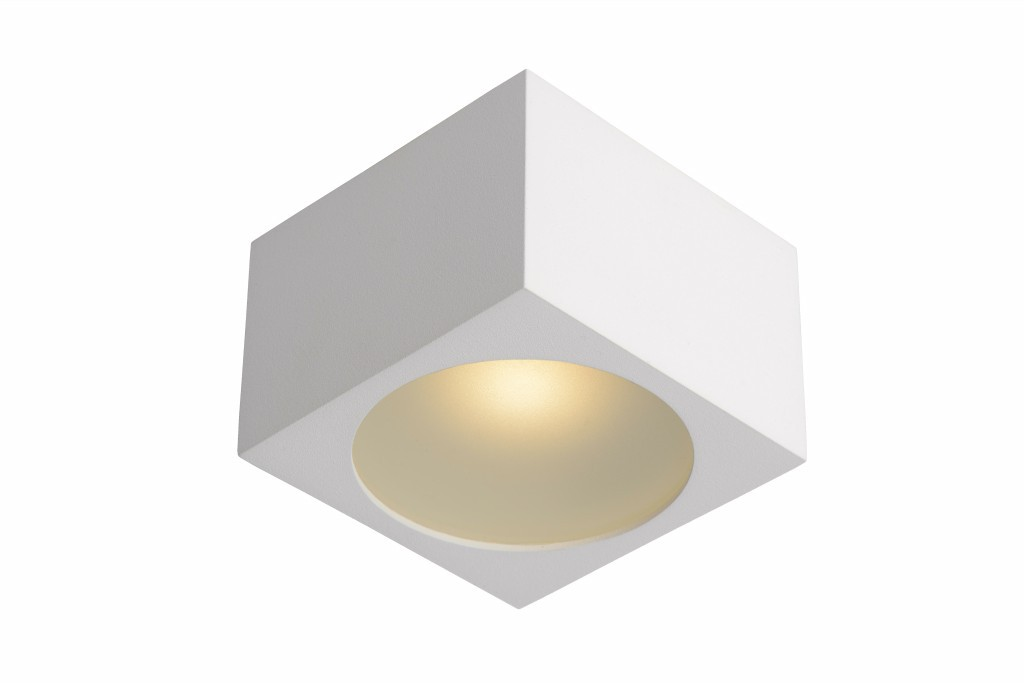 koupelnové stropní svítidlo Lucide LILY 17996/01/31 1x4W G9