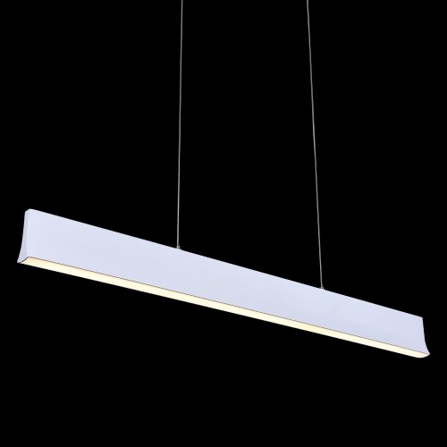 Luxera 91018414 LED závěsné stropní svítidlo Oblo 1x30W|4000K