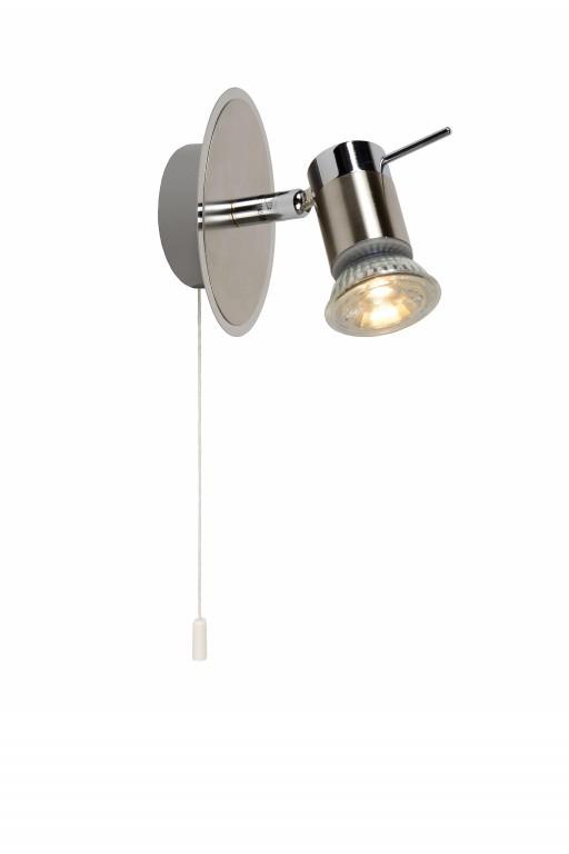 LED nástěnné bodové svítidlo Lucide Bikko L_18901/05/12 1x5W GU10 - koupelnová serie