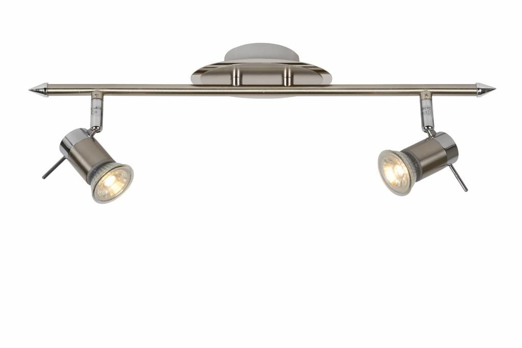 LED stropní bodové svítidlo Lucide Bikko L_18901/10/12 2x5W GU10 - koupelnová bodovka