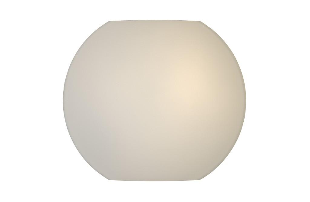 nástěnné svítidlo Lucide Lagan L_20226/25/61 1x60W E27 - elegantní opálové světlo