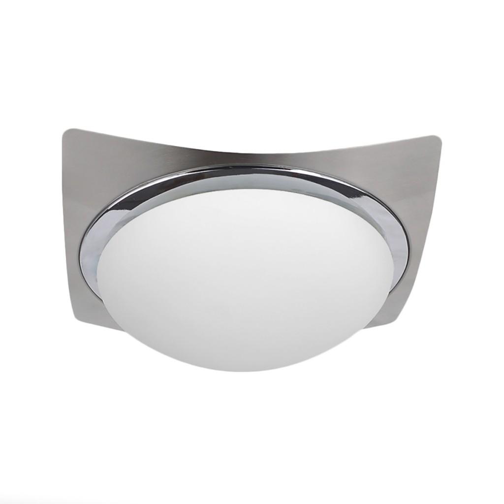 PREZENT 49011 MANTA stropní koupelnové svítidlo E27 1x60W IP44