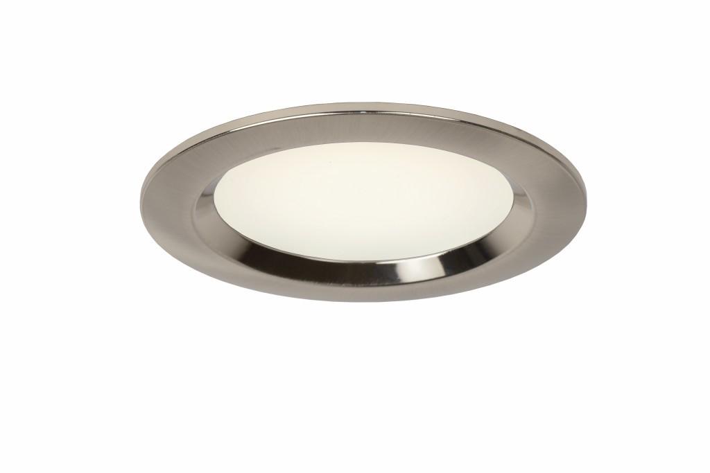 LED zápustné stropní svítidlo Lucide Cimic L_22957/10/12 1x10W LED - koupelnové svítidlo
