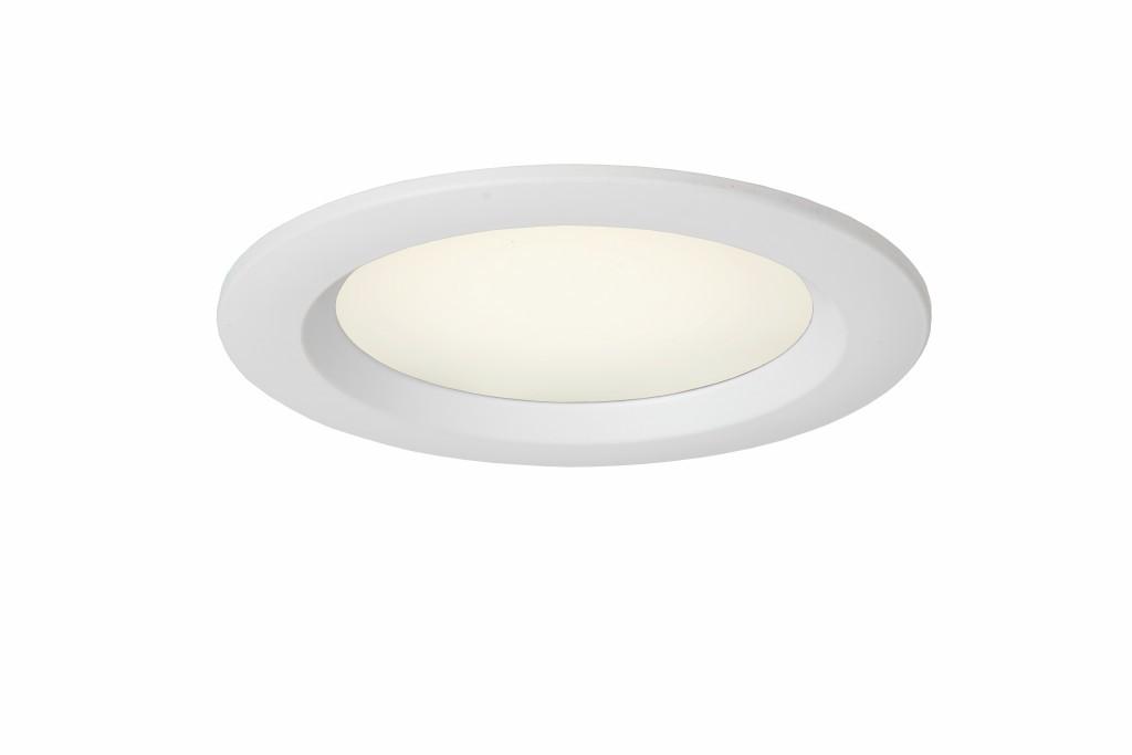 LED zápustné stropní svítidlo Lucide Cimic 22957/10/31 1x10W LED - koupelnové svítidlo